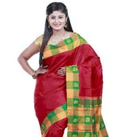 Hand Woven Pure Silk Sarees