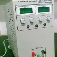 0-48V/0-10A REGULATED DC POWER SUPPLY