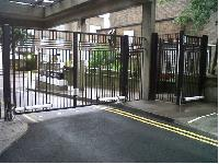 mild steel gates