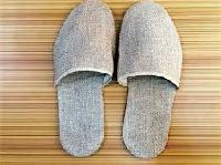 Disposable Jute Slippers