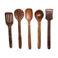 Wooden Kitchen Cooking Tools