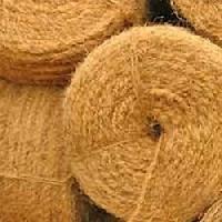 Curled Coir Fibers