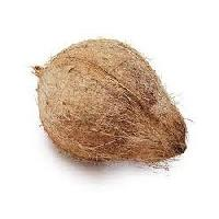 Semi Husked Dry Coconut