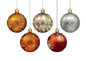 Christmas Hanging Balls