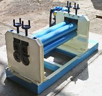 Mechanical Plate Rolling Machine