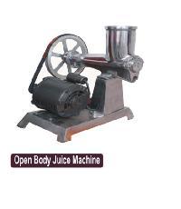 Open Body Juice Machine