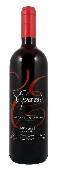 Nikolaou Winery Erato Red Dry Wine