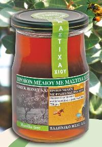 Mastic Chios Greek Honey