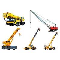 Crane Rental For Erection Work