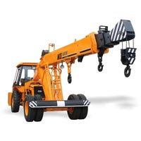 Crane Rental For Loading