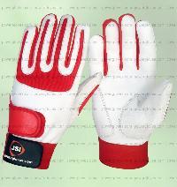 Leather Batting Gloves
