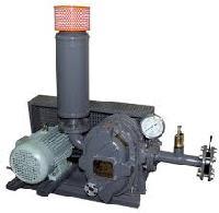 Twin Lobe Air Blower