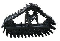 Rice Track For Combine Harvester