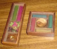 Sheesham Wood Gift Box -001
