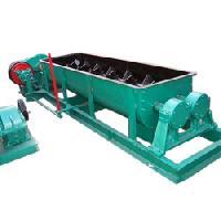 clay mixing machine