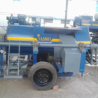 Vasko-1000-clay Mixing Brick Molding Machine