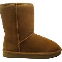Suede Women Boot