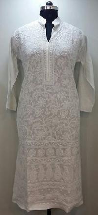 Chikan Salwar Suit