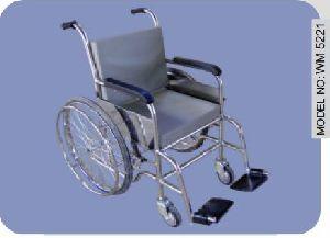 Wm 5221 Non Folding Wheelchair