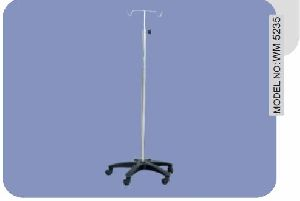Wm 5235 Stainless Steel I.v. Stand