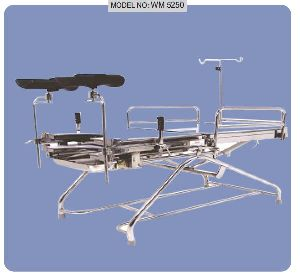 Wm 5250 Obstetric Telescopic Fixed Height Labour Table