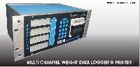 Multi Channel Weight Data Logger