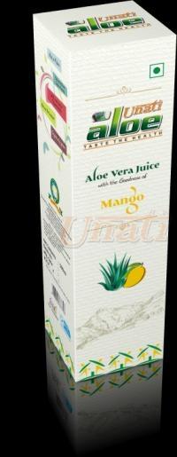 Mango Flavoured Aloevera Juice