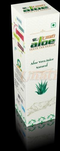 Natural Flavoured Aloevera Juice