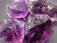 amethyst rough stone