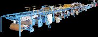 Automatic Five Layer High Speed Corrugated Paper Board Production Line