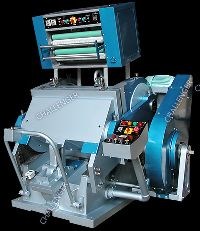 Platen Die Cutting Machine