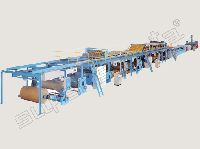 Ply Automatic Paper Corrugated Board Making Plant