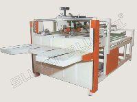 Semi Automatic folding & Gluing Machine