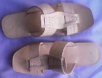 Beaded Footwear - 01