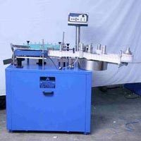 Automatic Rotary Type Test Tube Labeling Machine