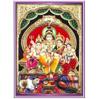 Tanjore Paintings Tp- 208
