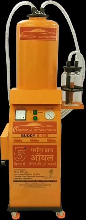 Buddy B100 Oil Chamber Clean Machine