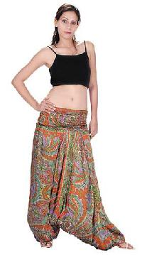 Satin-blend-scarf-bustier-dress