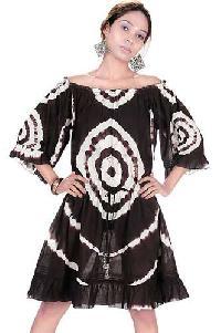 Viscose-Rayon-Hand-Tie-Dye-Dress