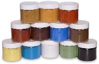 paints fluorescent pigment