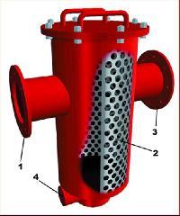Champion Simplex Backwash Filter Strainer