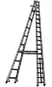 Aluminium Self Supporting Platform Ladder