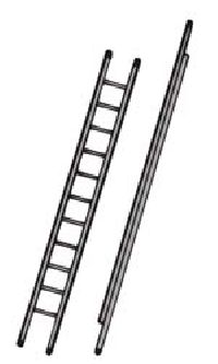Open Compect Aluminium Ladder