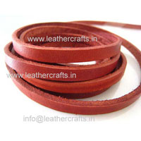 Flat Leather Cords