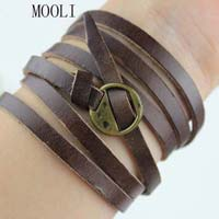 Womens Leather Jewelry