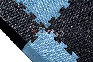 Hammer Top Interlocking Rubber Mats