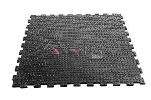 Rubber Interlocking Tiles / Puzzle Mats