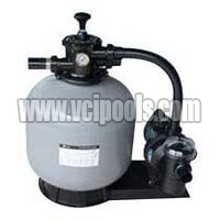 Out-Ground Combo Swimming Pool Filter