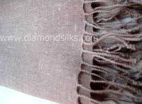 silk cashmere stole- Ft 02