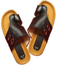 Leather Slippers Gs-006